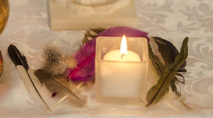 Adelaide Retreats candles lanscape