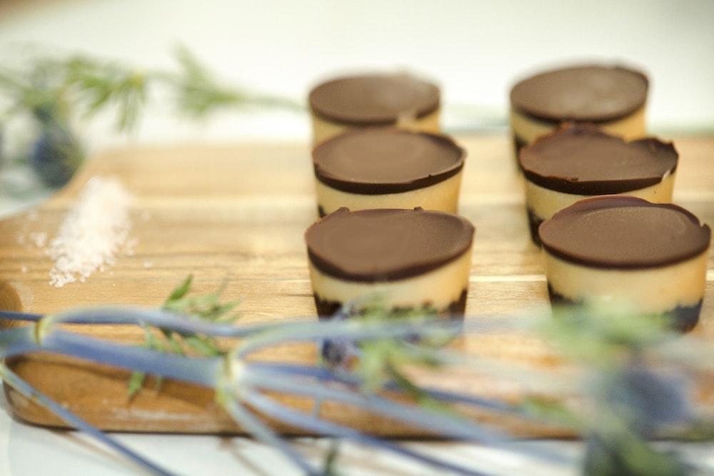 Adelaide Retreats snacks on board